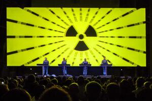 kraftwerk Concert Paris