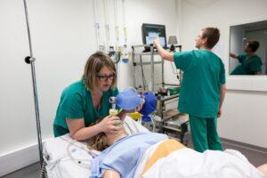 Formation médicale, centre de simulation