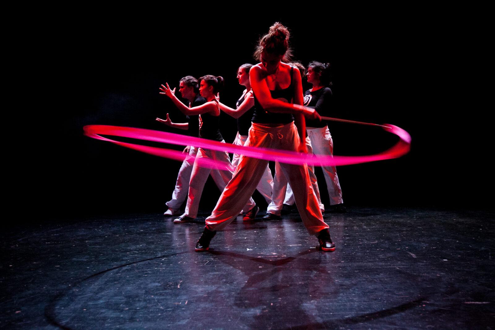 Spectacle de danse au petit Théâtre de la bouloie à Besançon