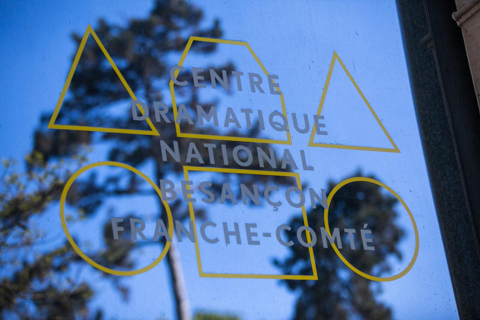 centre dramaturgique national besançon franche-comté
