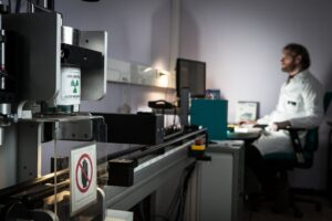 Banc d'analyses MSCL - CNRS