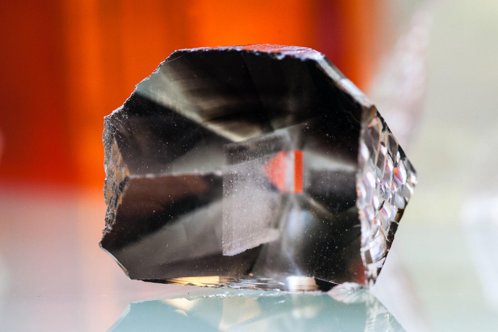 cristaux piézoélectriques synthétique