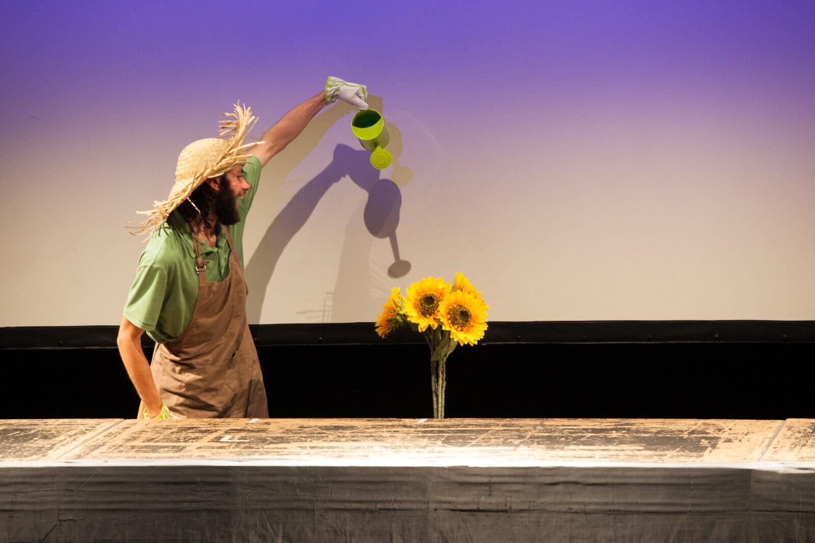 Éclats - pièce de théâtre du Théâtre universitaire de Besançon