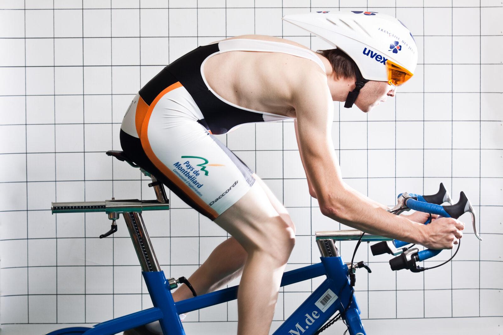 étude posturale cyclisme - recherche scientifique